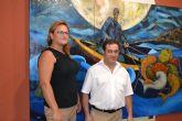 Manuel López expone sus obras en el Casino Cultural