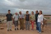 Garre resalta que la Región se ha situado a la vanguardia de la investigación arqueológica internacional