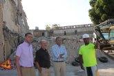 El nuevo colegio Miguel Medina de Archena tendrá capacidad para 675 alumnos