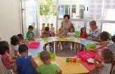 217 alumnos participan en la Escuela de Verano Infantil que ofrece más de 20 talleres educativos a través de la Red Municipal de Guarderías