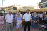 La Asociación de Comerciantes abre una nueva feria outlet de verano en Puerto de Mazarrón