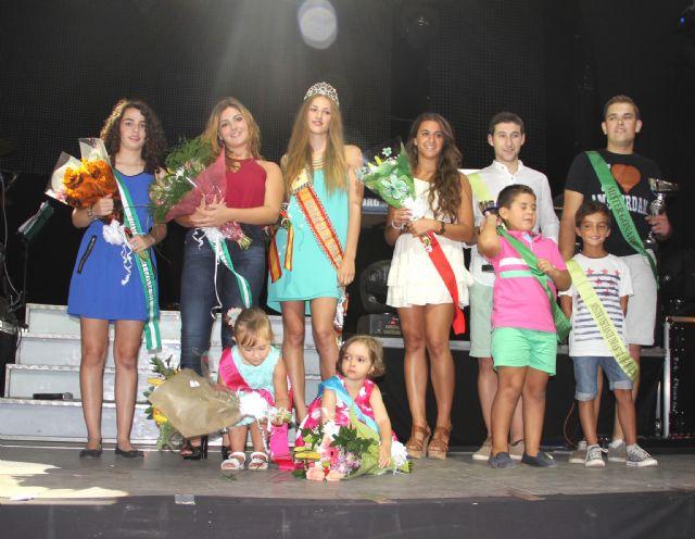 Marta Peralta Ramírez fue coronada Reina de las Fiestas 2014 de la pedanía lumbrerense de Góñar - 1, Foto 1