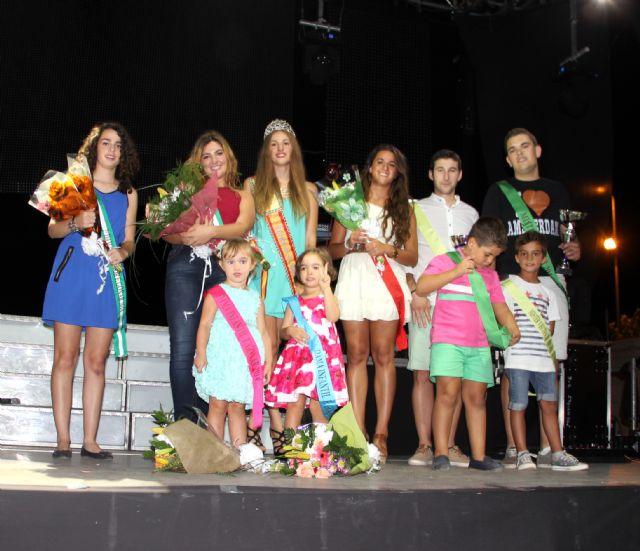 Marta Peralta Ramírez fue coronada Reina de las Fiestas 2014 de la pedanía lumbrerense de Góñar - 2, Foto 2