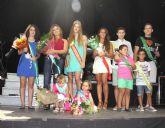 Marta Peralta Ramírez fue coronada Reina de las Fiestas 2014 de la pedanía lumbrerense de Góñar