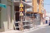 La concejalía de Urbanismo y Ordenación del Territorio tramita un total de 218 licencias de obra menor y 65 obras mayores