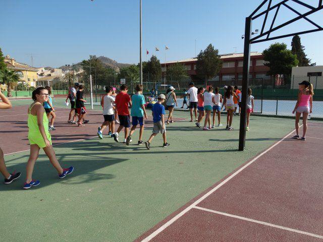 Treinta niños participan en la primera olimpiada de la risa - 3, Foto 3