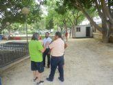 Comienza la instalación de los Huertos del Malecón