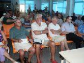 Los vecinos de Camposol verán solucionadas las deficiencias en el alumbrado público