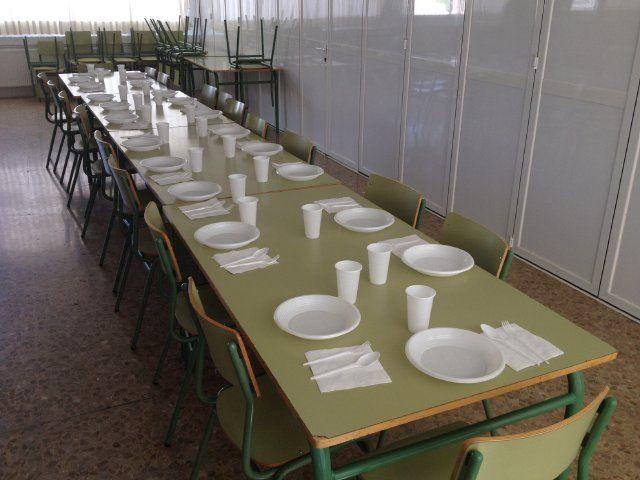 Más de sesenta niños asisten a los servicios de comedor de verano - 1, Foto 1