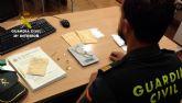 La Guardia Civil detiene a los cinco integrantes de un grupo delictivo dedicado al robo en viviendas