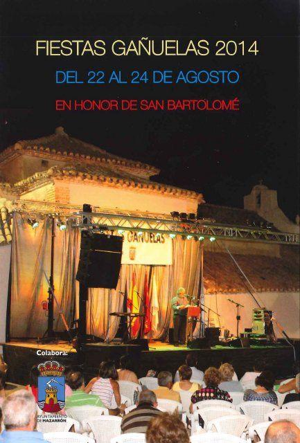 La pedanía de Gañuelas celebra sus fiestas patronales en honor a San Bartolomé - 1, Foto 1