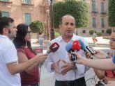 Pedro López: 'El PP quiere impedir el cambio en Murcia imponiendo una reforma electoral 'chavista'