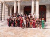 Carthagineses y Romanos: 'Hacemos Cartagena en el día de los seis mil cruceristas