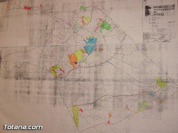 "Muñiz: ""Another disastrous drafting the General Plan planning on Totana"" Muñiz, Foto 1"