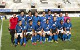 Las féminas del Cartagena pierden en los penaltis la Carabela de Plata