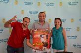 El mago Enrique de León estrenará su nuevo espectáculo de Grandes Ilusiones 'Vive la magia' en el auditorio de San Javier el 28 de agosto