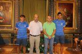 El mazarronero Chiky Ardil convocado para jugar con España la fase previa del Mundial de F�tbol Playa