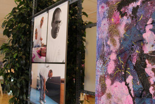ASPADEM muestra la creatividad de sus alumnos en una exposición colectiva - 3, Foto 3
