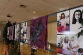 ASPADEM muestra la creatividad de sus alumnos en una exposici�n colectiva