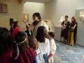 Los pequeños se unen al bando de Aníbal o Escipión en el Teatro Romano