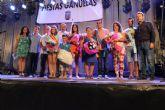 Gañuelas celebra sus fiestas patronales con �xito de visitantes