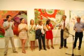 Pedro Cano apadrina la primera edición Internacional del Concurso de Pintura de Fuente Álamo