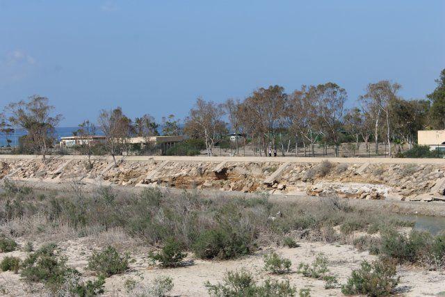 El pleno insta a la Confederación Hidrográfica a reparar el margen final de la rambla de Las Moreras, Foto 2