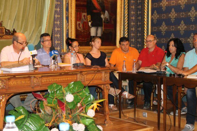 El pleno insta a la Confederación Hidrográfica a reparar el margen final de la rambla de Las Moreras, Foto 3