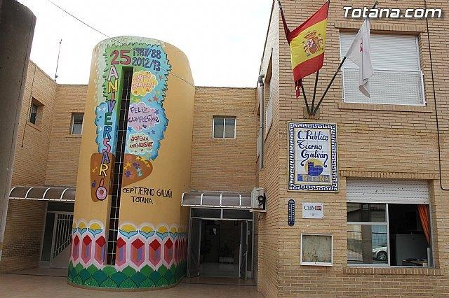 Acometen obras de acondicionamiento en ocho colegios del municipio durante los meses del verano, Foto 1