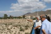El pleno insta a la Confederaci�n Hidrogr�fica a reparar el margen final de la rambla de Las Moreras