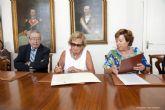 Cartagena heredará el legado histórico del cartagenero José María Jover