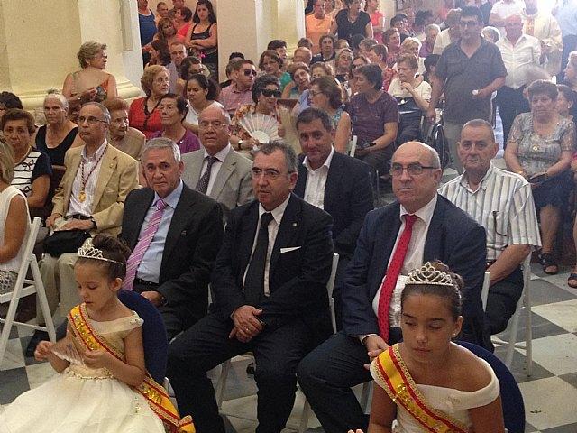 Manuel Campos destaca la importancia de las fiestas de Ojós que fusionan su rica y diversa tradición con los nuevos tiempos - 1, Foto 1