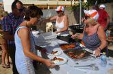 El desayuno inglés de las fiestas de Roda bate récord de asistencia de público
