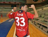 Gabriel Lima con su dorsal '33' es oficialmente jugador de ElPozo Murcia FS
