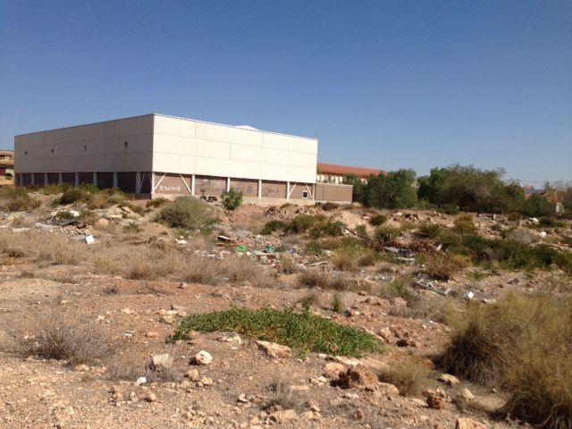 El PSOE expone la situación de abandono de Almendricos - 4, Foto 4