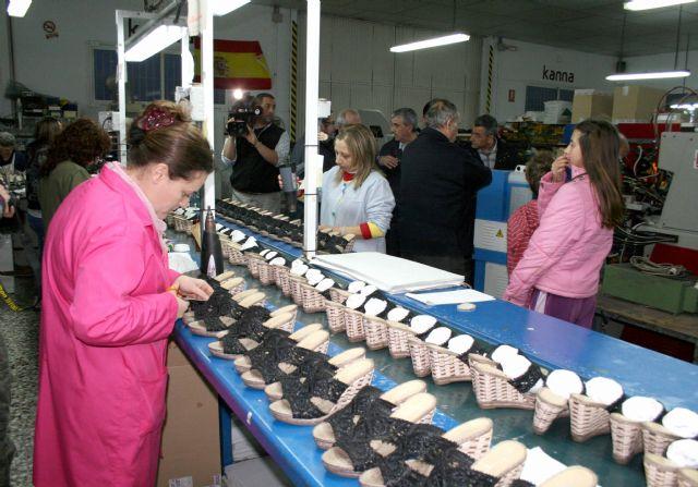 Ocho empresas caravaqueñas participan la Feria Internacional de Calzado de Milán - 1, Foto 1