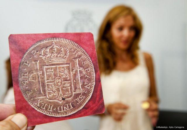 El Tesoro de la Mercedes se promociona en hoteles y restaurantes de Cartagena - 1, Foto 1