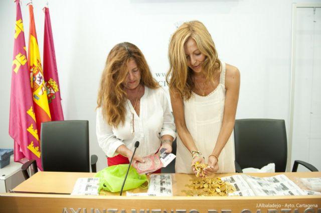 El Tesoro de la Mercedes se promociona en hoteles y restaurantes de Cartagena - 2, Foto 2