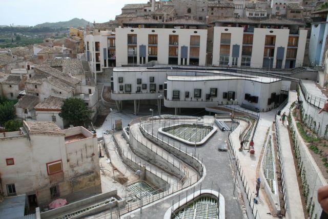 Las obras de El Jardín de El Coso entran en su recta final y estarán terminadas en breve - 2, Foto 2