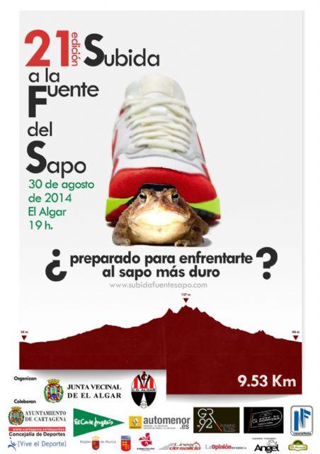 Un kilómetro más en la XXI Subida a la Fuente del Sapo - 5, Foto 5