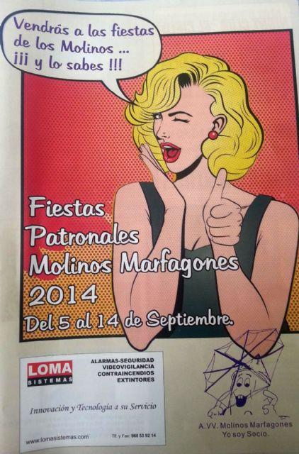 Molinos Marfagones estrena septiembre con sus fiestas - 1, Foto 1