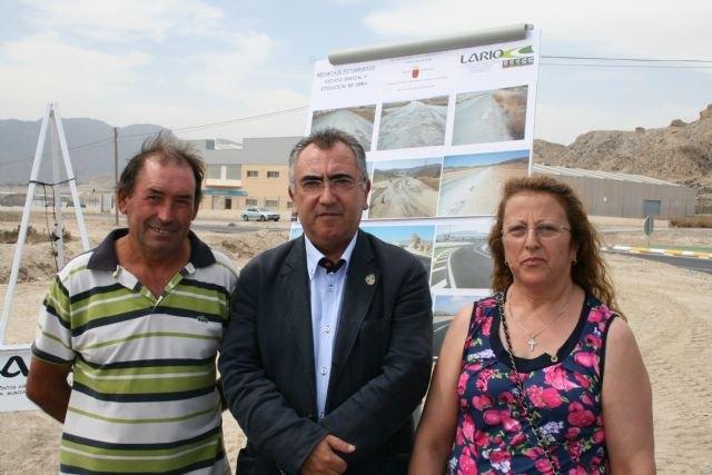 La Consejería de Fomento invierte más de 740.000 euros en la mejora de la carretera que conecta Lorca con Zarzadilla de Totana - 2, Foto 2