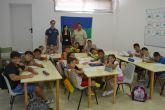 Voluntarios universitarios colaboran este verano con asociaciones en proyectos de educación e integración