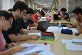 Las bibliotecas de la UPCT amplían a partir de mañana su horario de apertura