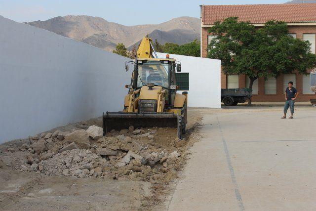 El ayuntamiento invierte 25 mil euros de media en las obras de reparación de los colegios públicos - 1, Foto 1