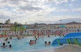Puerto Lumbreras estrenó sus nuevas piscinas de verano con rotundo éxito y batiendo récord con más de 17.853 bañistas en julio y agosto