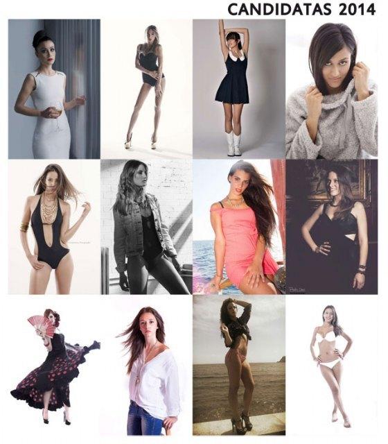 Doce candidatas optan al título de Miss Turismo Murcia - 1, Foto 1