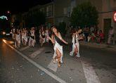 La 'Quema del Raspajo' pondrá punto y final a las Fiestas de Las Torres de Cotillas