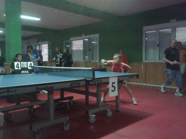 Siete jugadores del Club Totana TM se desplazaron a Baza para disputar el torneo de esta localidad granadina, Foto 1