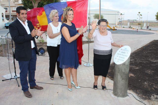 Comienzan las fiestas de El Jimenado con homenaje a la que fuera maestra en esta pedanía, Remedios González Conte - 3, Foto 3
